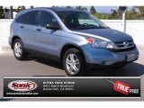 2010 Glacier Blue Metallic Honda CR-V EX #83990847