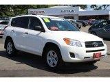 2011 Super White Toyota RAV4 I4 4WD #83990846