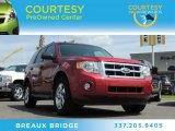 2009 Sangria Red Metallic Ford Escape XLT #83991265