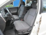 2004 Toyota Matrix XR AWD Stone Gray Interior