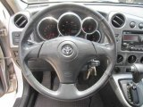 2004 Toyota Matrix XR AWD Steering Wheel