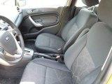2013 Ford Fiesta SE Sedan Front Seat