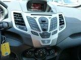 2013 Ford Fiesta SE Sedan Controls