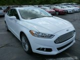 2013 Oxford White Ford Fusion Titanium #83990772