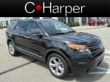 2013 Tuxedo Black Metallic Ford Explorer Limited 4WD #83990609