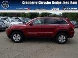 2014 Deep Cherry Red Crystal Pearl Jeep Grand Cherokee Laredo 4x4 #83990747