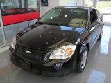 2007 Black Chevrolet Cobalt LT Coupe #83991129