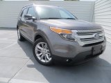 2014 Sterling Gray Ford Explorer XLT #83990912
