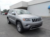 2014 Billet Silver Metallic Jeep Grand Cherokee Limited 4x4 #83991324