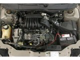 2003 Ford Taurus Engines