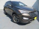 2013 Cabo Bronze Hyundai Santa Fe Sport #83990906