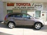 2010 Urban Titanium Metallic Honda CR-V EX-L AWD #83990683