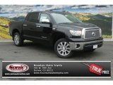 2013 Black Toyota Tundra Platinum CrewMax 4x4 #83990572
