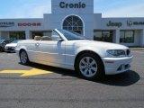 2006 Alpine White BMW 3 Series 325i Convertible #83990890
