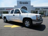 2004 Summit White Chevrolet Silverado 1500 LT Extended Cab #83990887