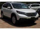 Taffeta White Honda CR-V in 2012