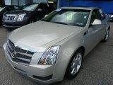 2009 Gold Mist Cadillac CTS 4 AWD Sedan #83991201