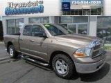 2010 Austin Tan Pearl Dodge Ram 1500 SLT Quad Cab 4x4 #83990553