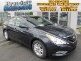2013 Pacific Blue Pearl Hyundai Sonata GLS #83990548