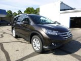 2013 Kona Coffee Metallic Honda CR-V EX-L AWD #83991187