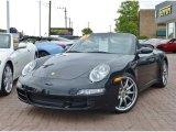 2007 Black Porsche 911 Carrera Cabriolet #83990434