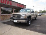 2004 Chevrolet Silverado 2500HD Extended Cab 4x4 Data, Info and Specs