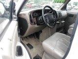 Dodge Ram Van Interiors