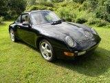 1996 Porsche 911 Black