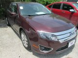 2011 Bordeaux Reserve Metallic Ford Fusion SEL #84042465