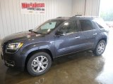 2013 Atlantis Blue Metallic GMC Acadia SLT #84043125
