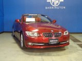 2011 Vermillion Red Metallic BMW 3 Series 328i Convertible #84042357