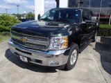 2013 Fairway Metallic Chevrolet Silverado 1500 LT Crew Cab 4x4 #84042349