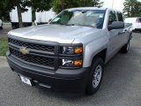 2014 Chevrolet Silverado 1500 WT Crew Cab Data, Info and Specs