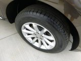 Lincoln MKX 2011 Wheels and Tires