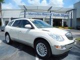2008 White Opal Buick Enclave CXL #84042438