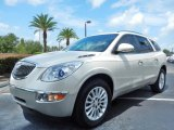 2008 Buick Enclave White Opal