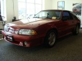 1987 Ford Mustang GT Fastback Data, Info and Specs