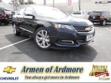 2014 Blue Ray Metallic Chevrolet Impala LTZ #84042773
