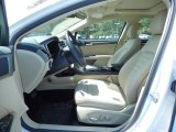 2013 Ford Fusion Energi SE Front Seat
