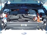 2013 Ford Fusion Energi SE 2.0 Liter Energi Atkinson-Cycle DOHC 16-Valve 4 Cylinder Gasoline/Plug-In Electric Hybrid Engine