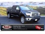 2013 Black Toyota Tundra Platinum CrewMax 4x4 #84042288