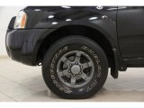 Nissan Frontier 2004 Wheels and Tires