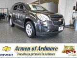 2013 Tungsten Metallic Chevrolet Equinox LT #84042760
