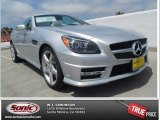 2014 Iridium Silver Metallic Mercedes-Benz SLK 250 Roadster #84042605