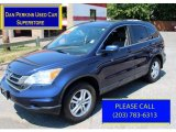 2010 Royal Blue Pearl Honda CR-V EX-L AWD #84042277