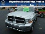 2011 Bright Silver Metallic Dodge Ram 1500 SLT Quad Cab 4x4 #84042753