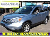2010 Glacier Blue Metallic Honda CR-V EX AWD #84042512