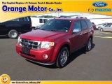 2009 Sangria Red Metallic Ford Escape XLT 4WD #84042740