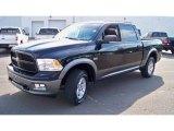 2012 Black Dodge Ram 1500 SLT Crew Cab 4x4 #84042500