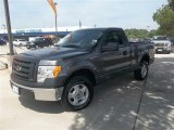 2011 Sterling Grey Metallic Ford F150 XL Regular Cab #84042491